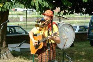 clown dans le Nord Pas de Calais